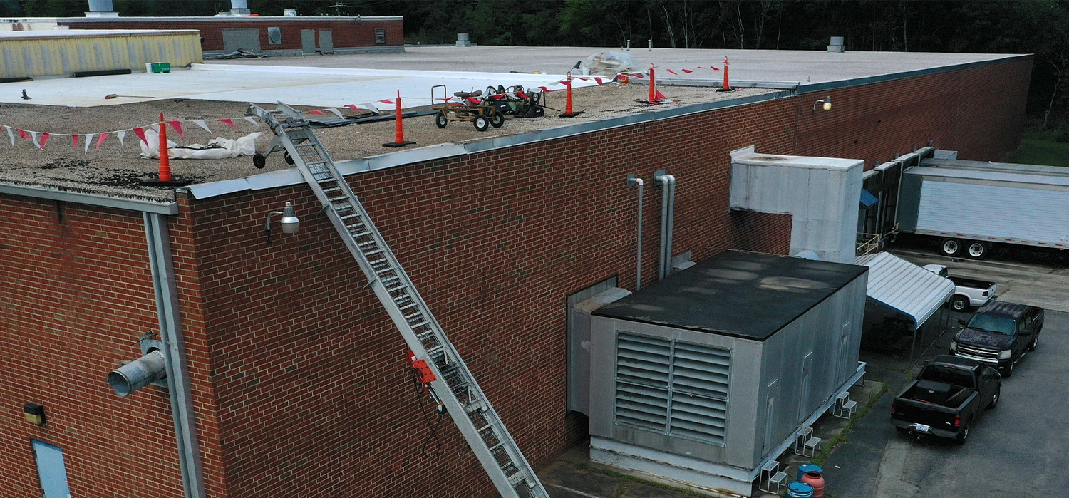 Be Proactive With Commercial Roof Maintenance
