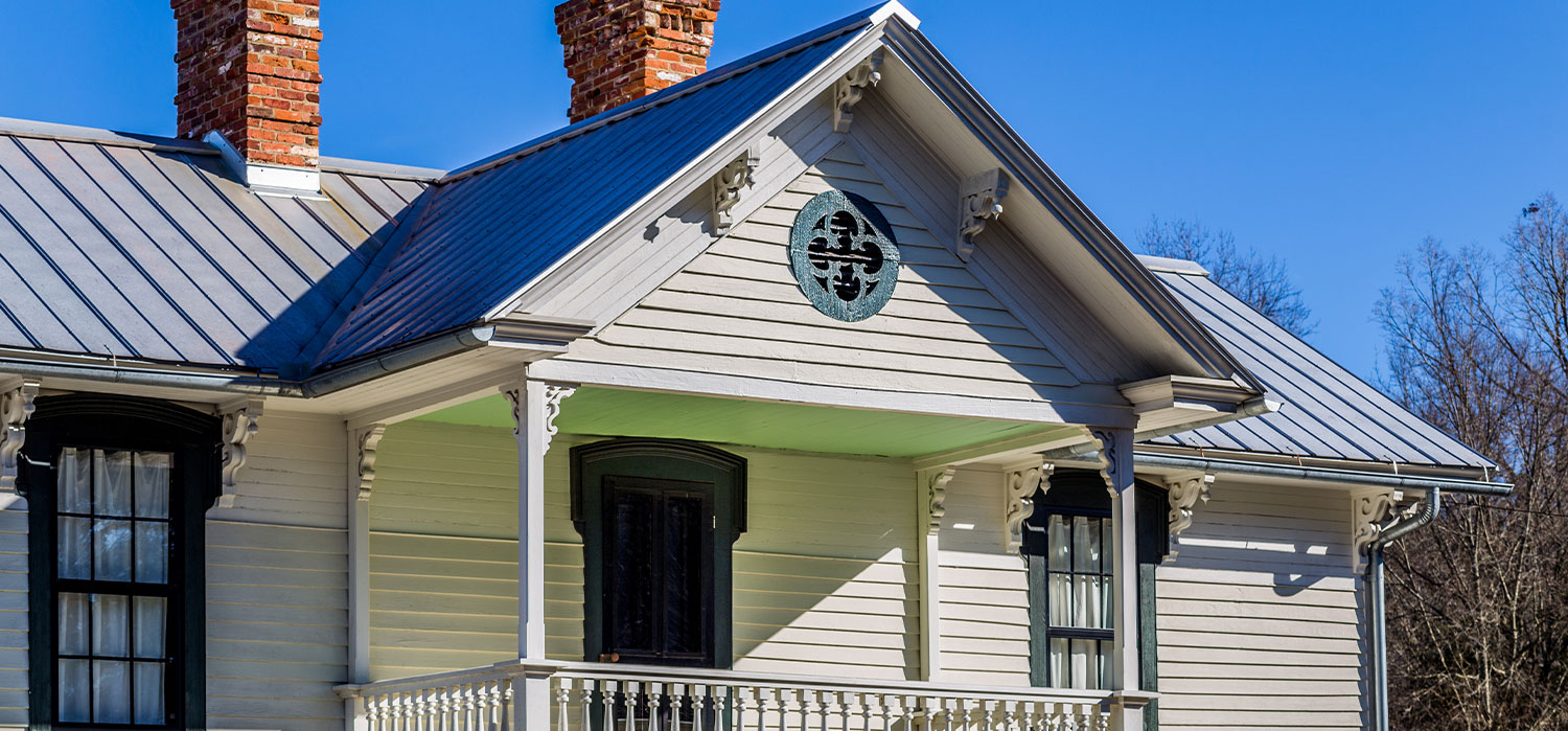 New Roof Replacement on Historic Homes