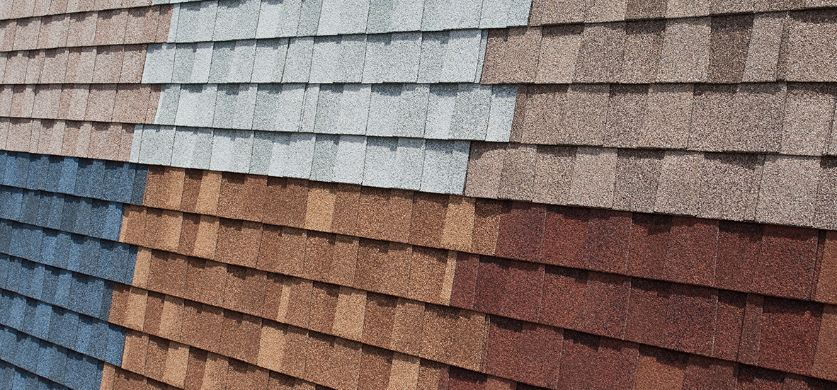 Chosing the Right Shingle Color for Your Home