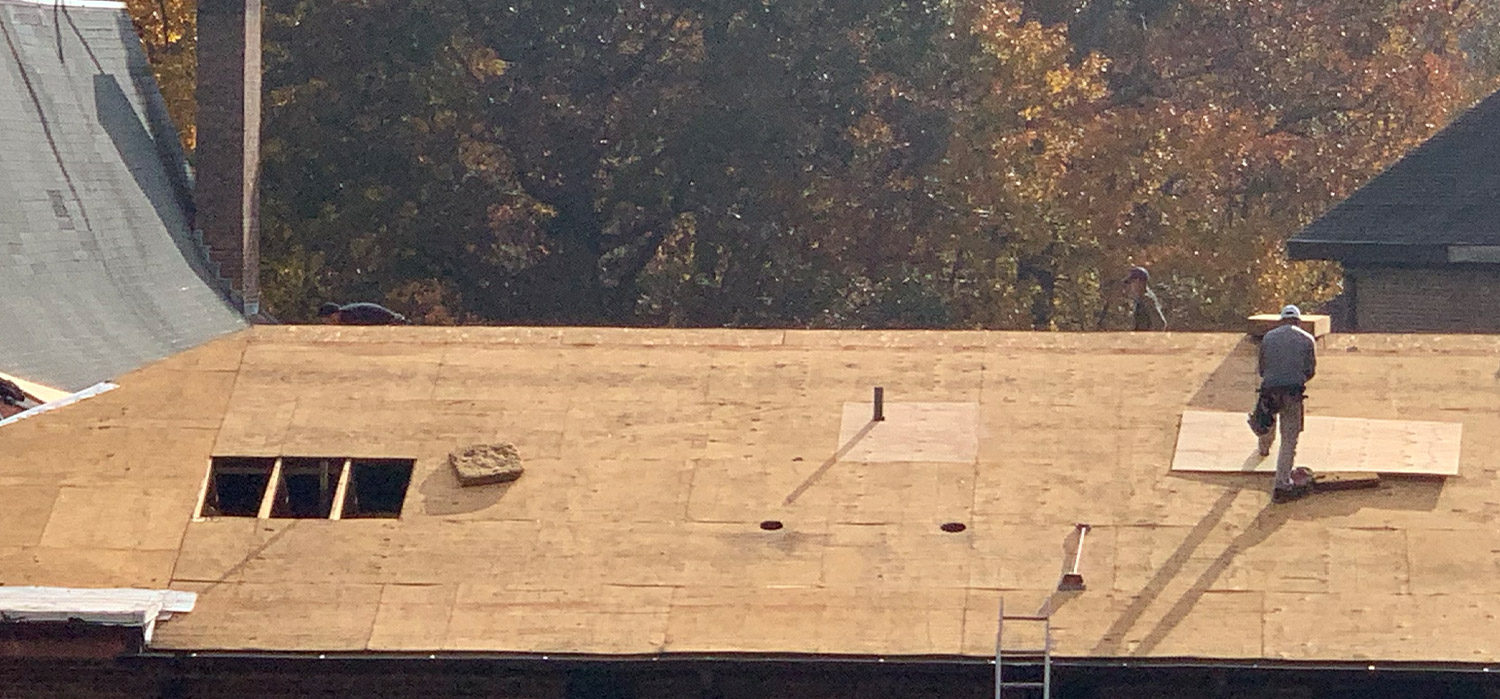 Not Replacing Damaged Roof Decking Could Be a Big Mistake